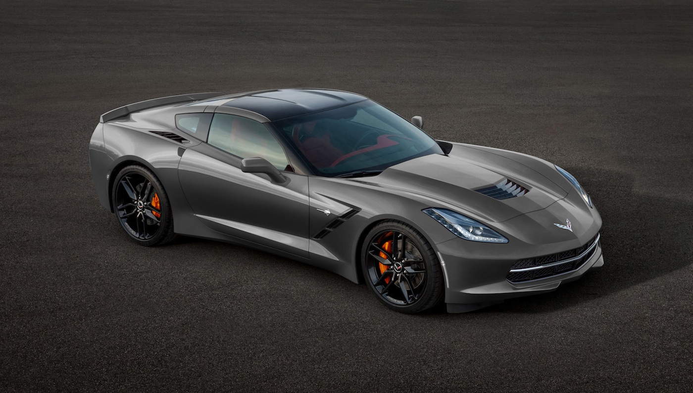 Corvette C7 Stingray Previewed In Many Colors Renders