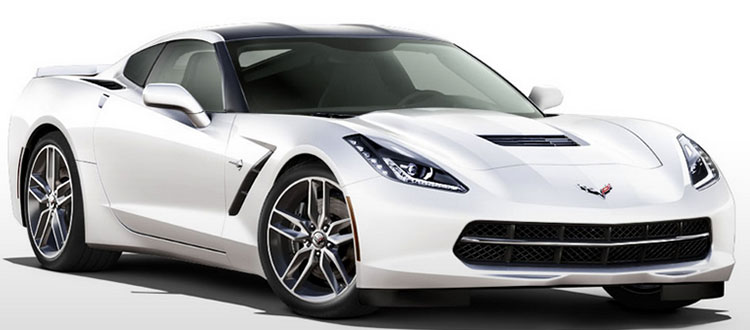 official colors list for 2014 corvette stingray with interior