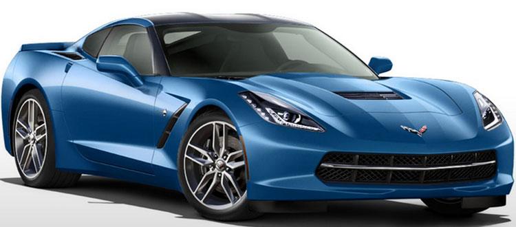 2014 corvette stingray interior colors