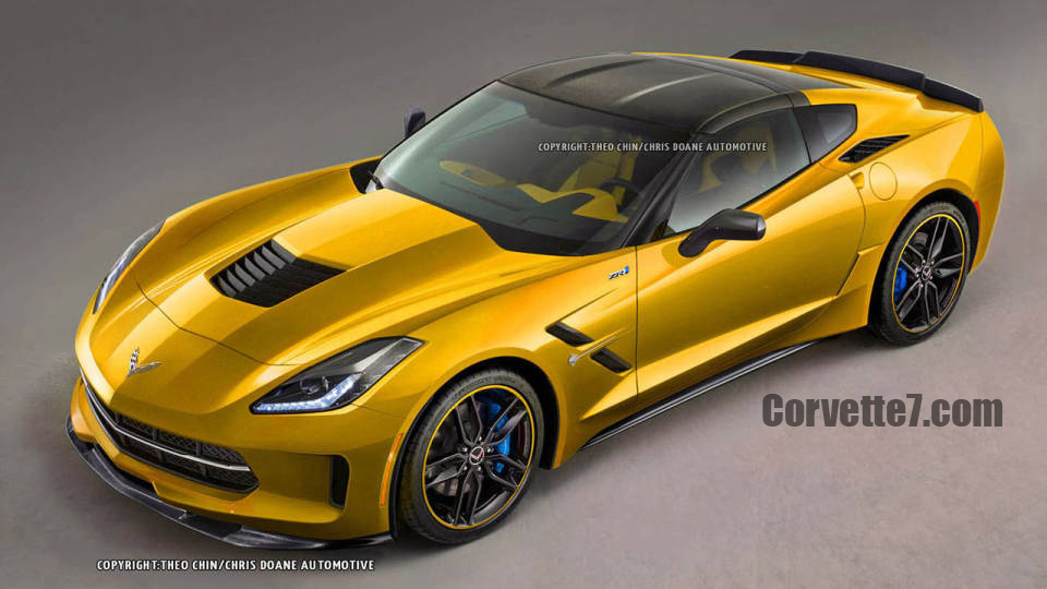 The C7 ZR1 was recently rumored to potentially be coming with 700 HP.