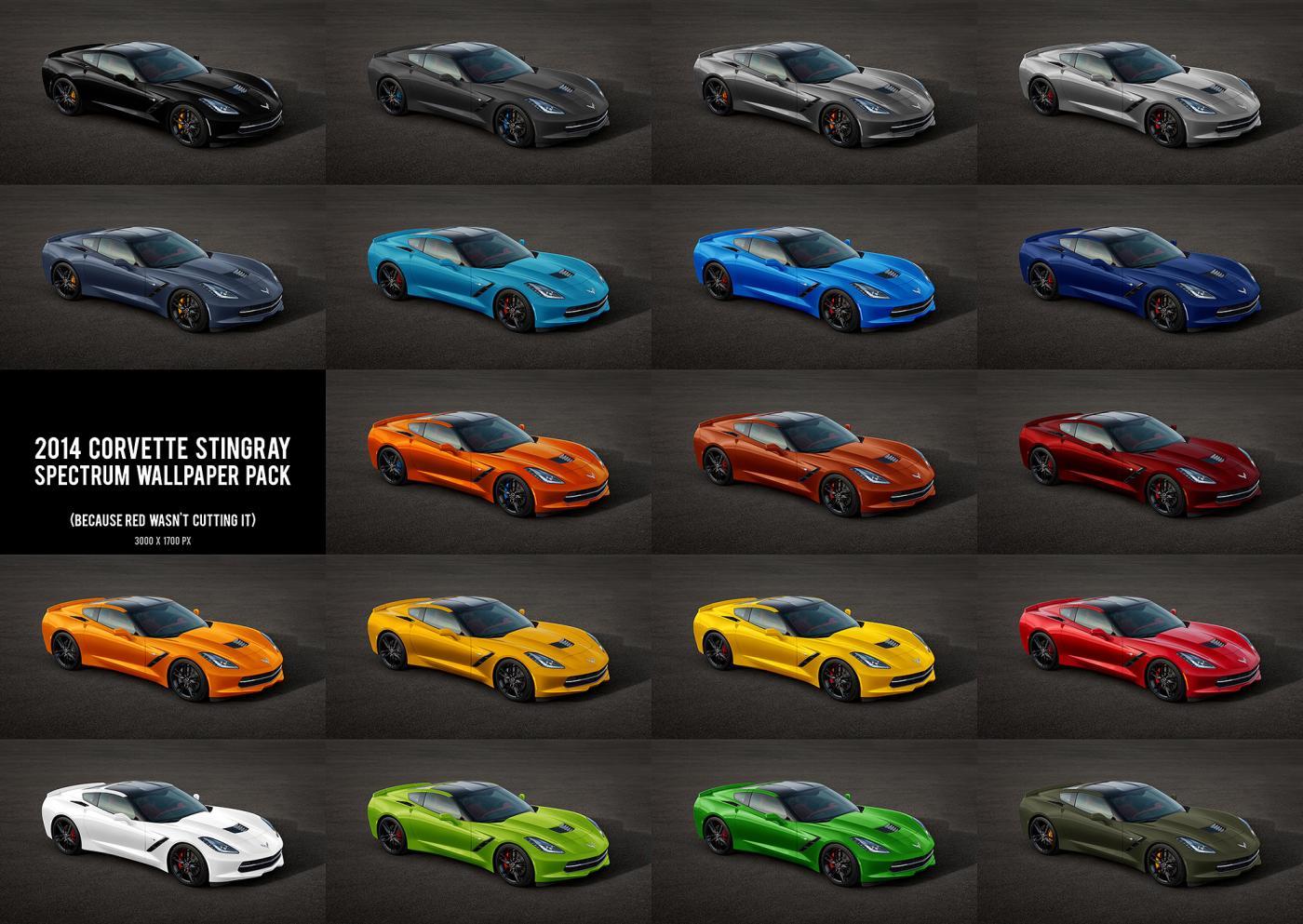 ZR1 Corvette Stingray C7 imagined - Chevrolet Corvette Stingray C7 ...