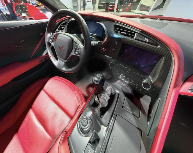 post tagged with corvette stingray interior - Corvette Stingray Interior