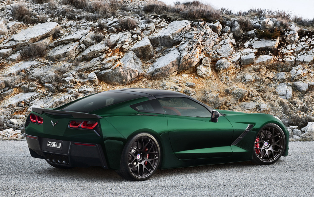 Anybody Have Lime Rock Green C7 Photos Chevrolet