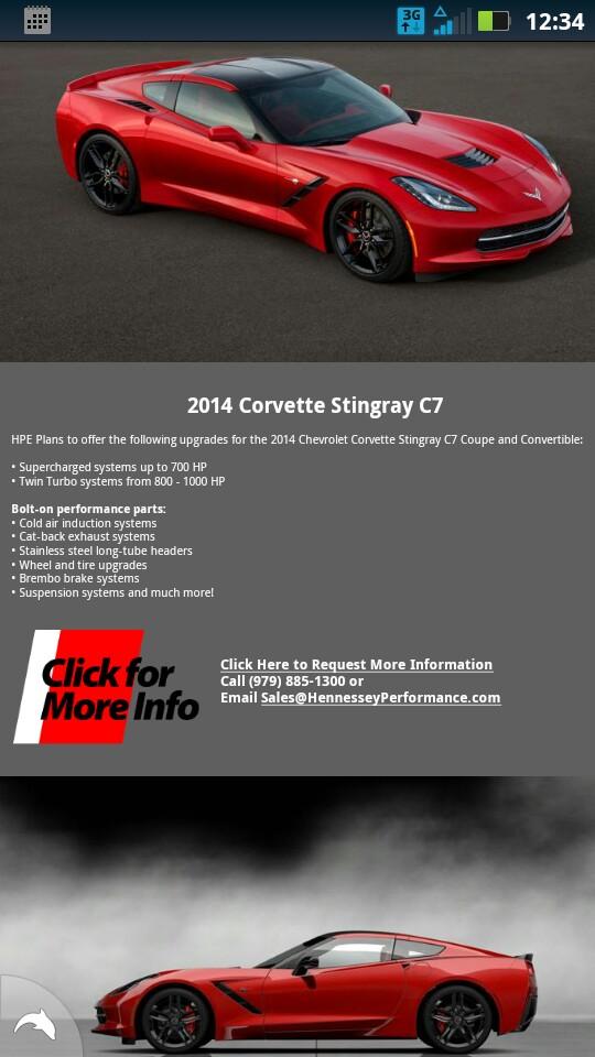 2014 corvette stingray autos post. Black Bedroom Furniture Sets. Home Design Ideas