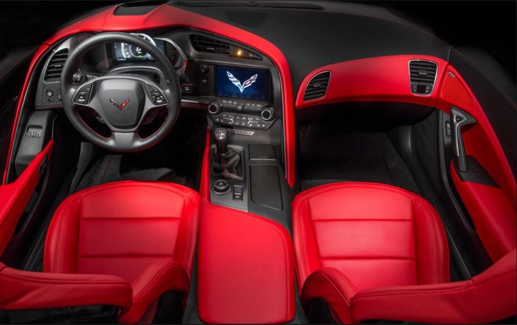 chevrolet corvette 2014 interior. chevrolet corvette stingray c7 forum 2014 interior