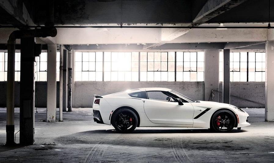 Official ARCTIC WHITE C7 Corvette Stingray Photos Thread