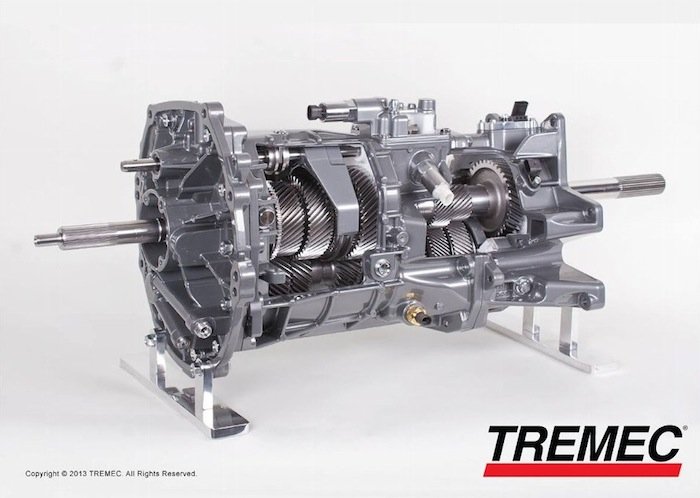 Detailed Look into the C7 Corvette's Tremec TR6070 7 Speed