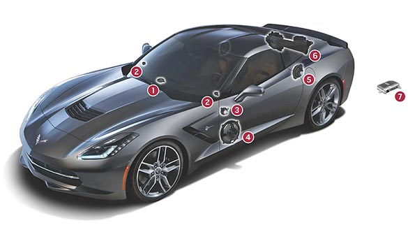 2014 silverado bose speaker wiring diagram bose sound systems chevrolet corvette stingray c7 forum  chevrolet corvette stingray c7