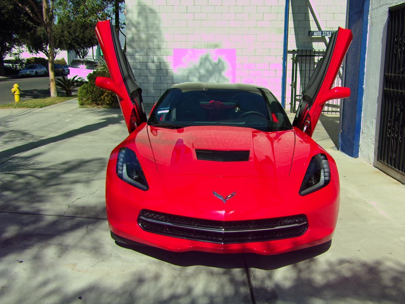 lambo vertical doors corvetteforum chevrolet corvette forum discussion. Black Bedroom Furniture Sets. Home Design Ideas