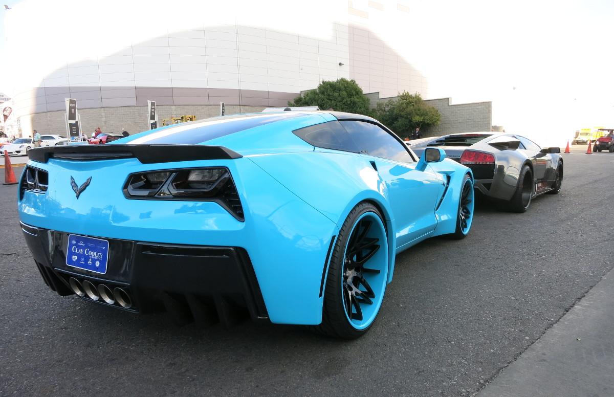 tinted tail lights chevrolet corvette stingray c7 forum - Corvette Stingray Light Blue