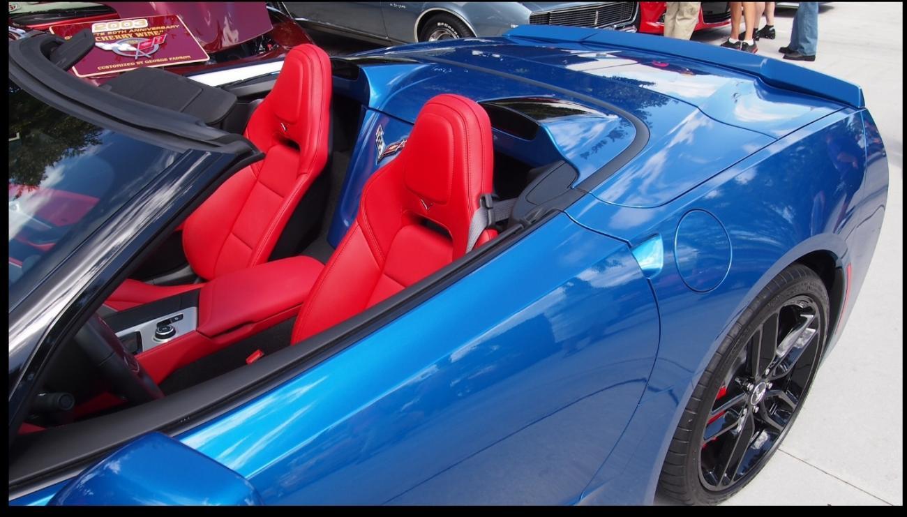 color combination override option d30 chevrolet corvette