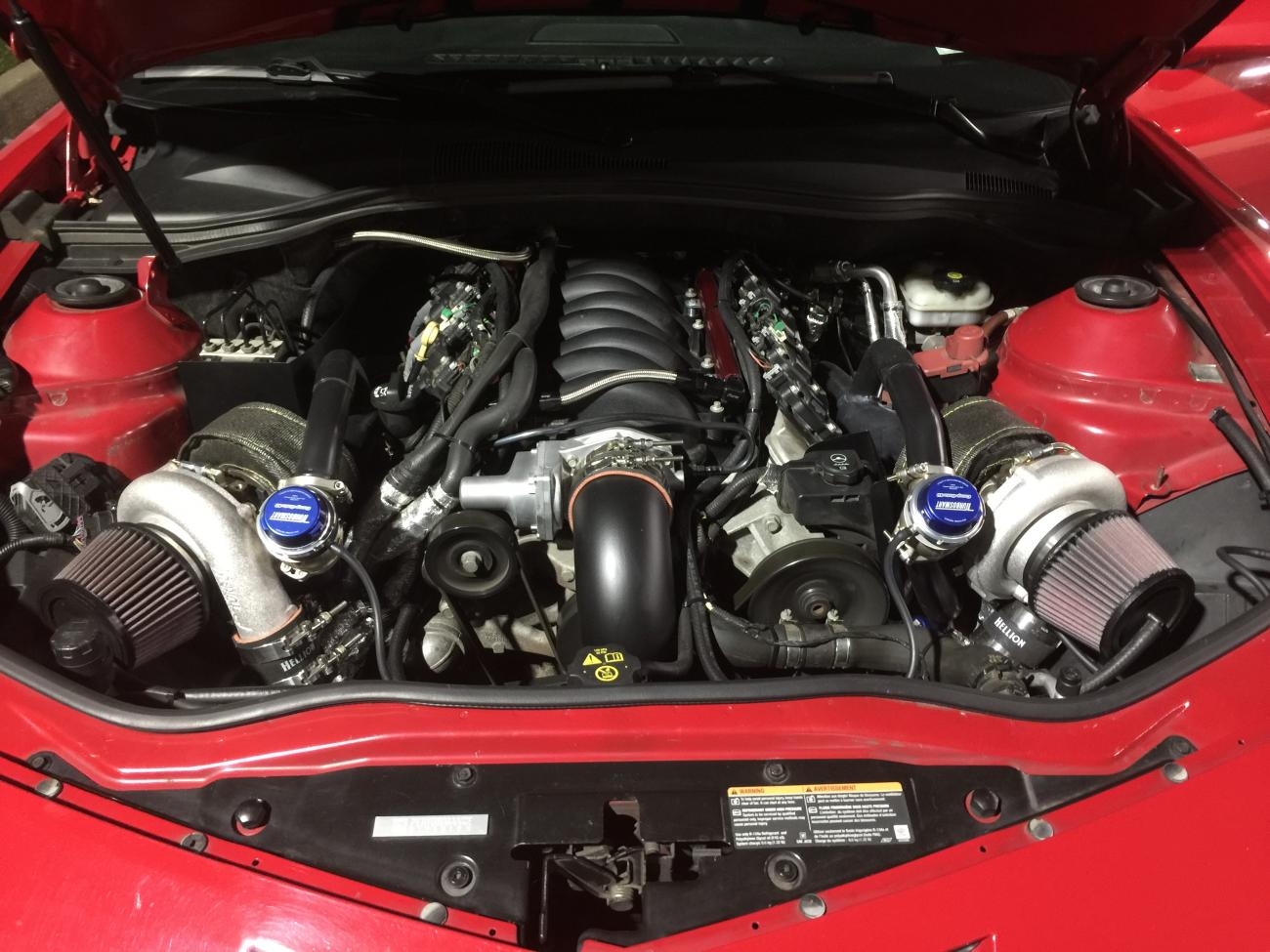 Feeler Hellion Twin Turbo Kit Camaro5 Chevy Camaro Forum